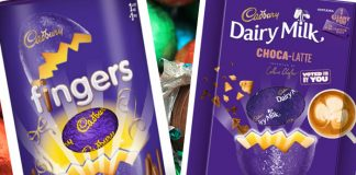Cadbury Easter treats