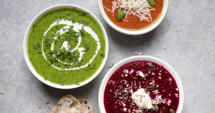 Spring soups Easy Food