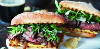 Best steak sandwiches pub grub Easy Food