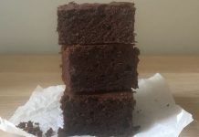 Delgona brownies easy food