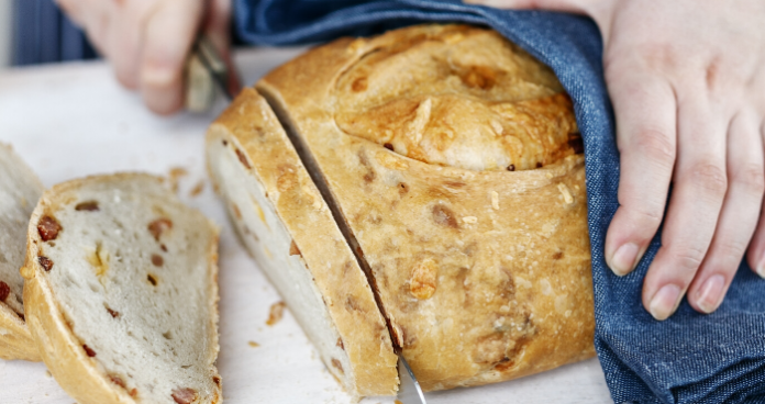 Bacon and cheese loaf