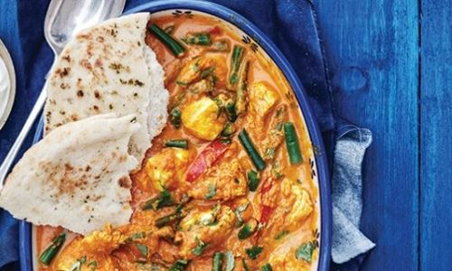 Chicken curry Easy Food