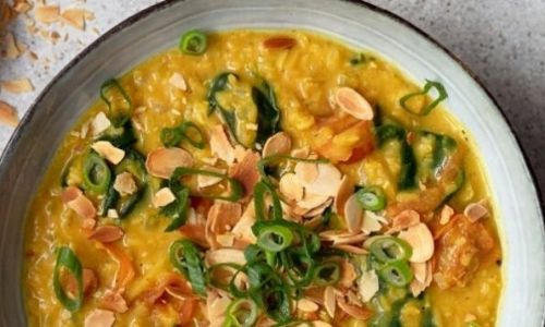 Coconut and spinach dahl_easyfood