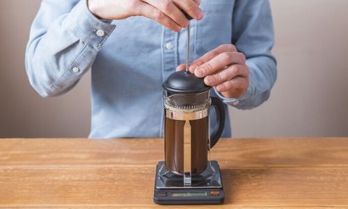 French press_brew coffee at home_easyfood