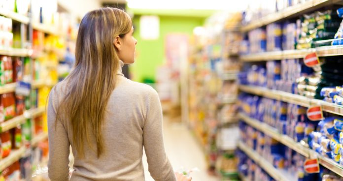 How you're shopping survey covid-19 Easy Food