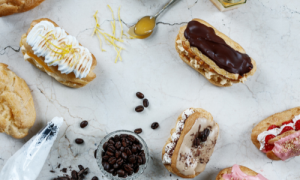 Choux pastry easy food