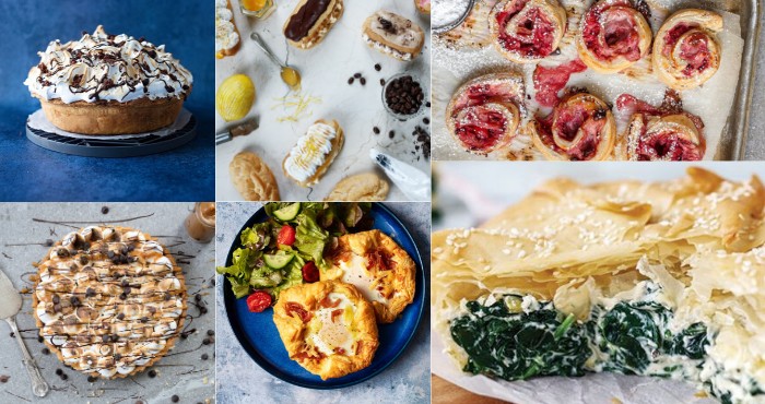 All things pastry easy food