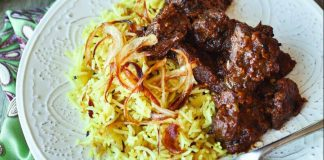Fiery beef vindaloo Easy Food