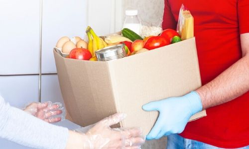 Should you disinfect your groceries? Here's how to shop safely_stay home_easyfood