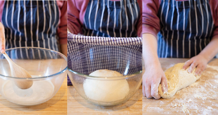 The basics of bread making easy food