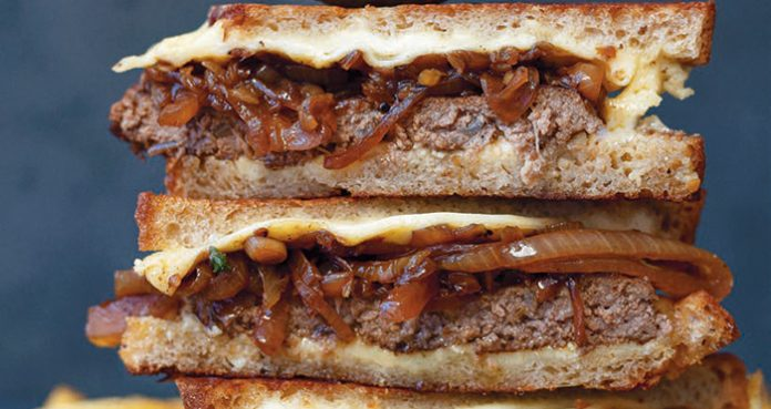 ultimate patty melt