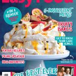 Easy Food issue 149 summer July August 2020 front cover