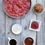 BBQ sauce how to ingredients
