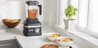 KitchenAid Power Plus Blender competition Easy Food
