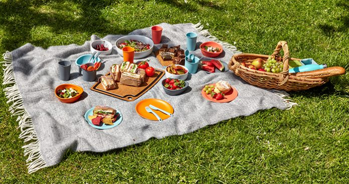Smidge Picnic competition Easy Food