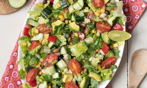 Mexican chopped salad_easyfood_summer