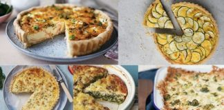 9 Mouthwatering quiches for summer_easyfood