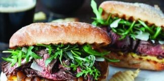 Best steak sandwiches_fathers day_easyfood