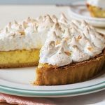 Baked lime and coconut pie_easyfod