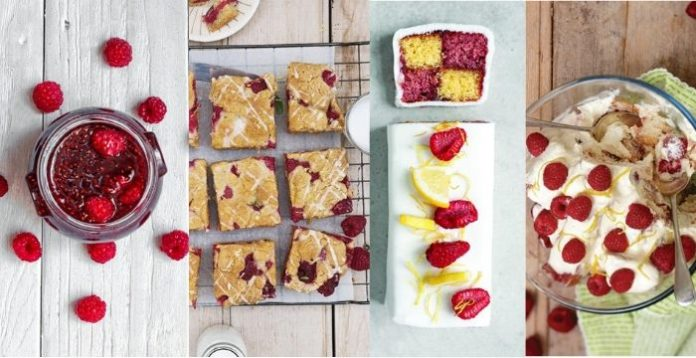 10 raspberry recipes to rave about_easyfood