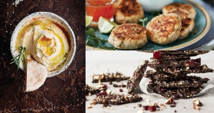 8 healthy snacks to snack on anytime_easyfood