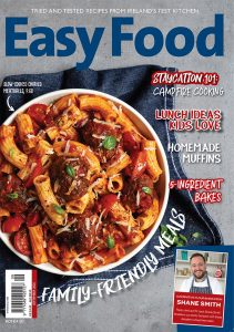 Easy Food September 2020 issue 150 front cover