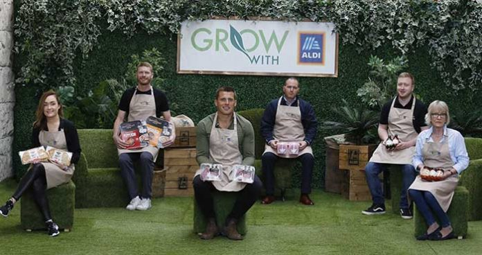 Grow with Aldi Supplier Development Programme winners Easy Food