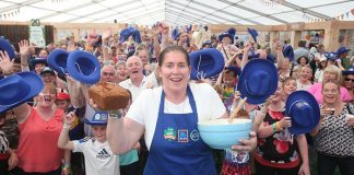 Samara Armstrong Aldi ICA NPA brown bread championship Easy Food