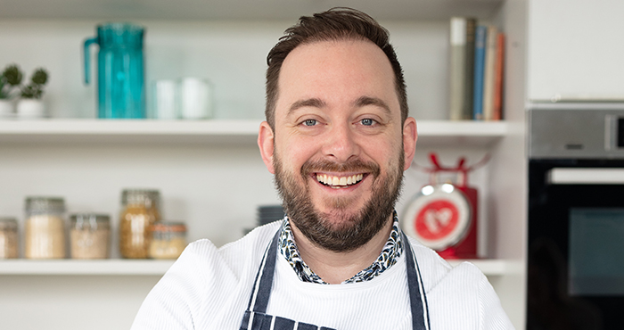 Shane Smith pastry chef Easy Food guest editor
