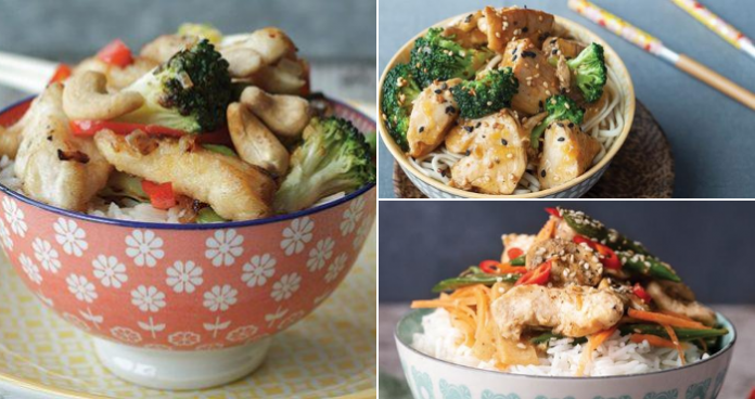 3 tasty chicken stir fry recipes you have to try