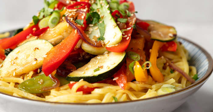 quick and easy vegetable stir fry