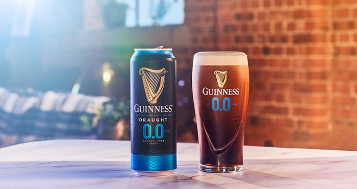 Guinness 0.0 alcohol free new Easy Food
