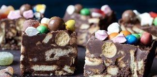 trick or treat chocolate biscuit cake halloween