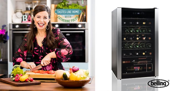 win a belling wine cooler worth 300