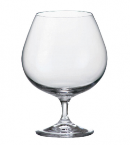 Christmas gift guide_easyfood_Tipperary Crystal Connoisseur Set of Two Brandy Glasses, 690ml