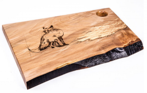 Christmas gift guide_easyfood_The Native Collection Fox board