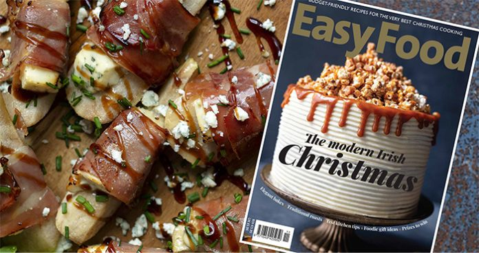 Easy Food magazine Christmas Annual 2020 special edition December