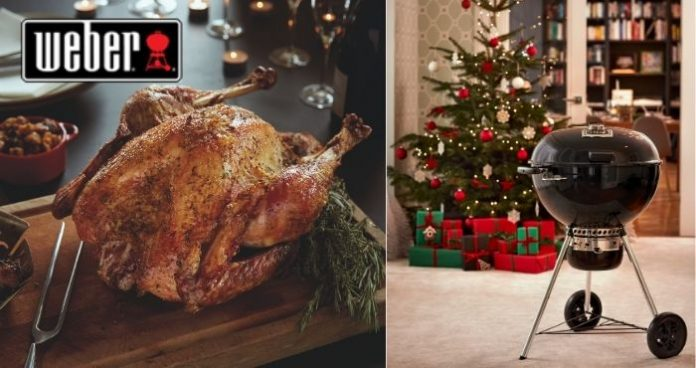 Win a Weber Master Touch Premium BBQ & accessories!_easyfood_competitions