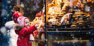 Christmas Market December 2020 RDS outdoor Easy Food
