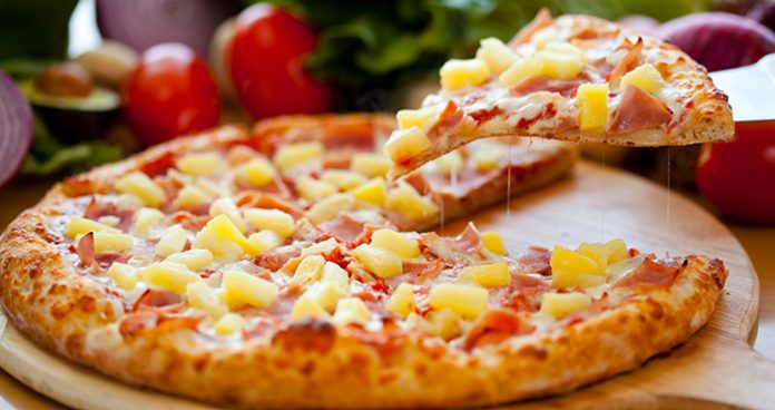 Pineapple on pizza Easy Food controversial food opinions
