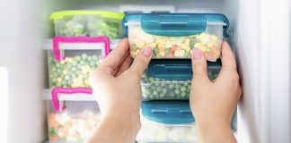 stop food waste using your freezer