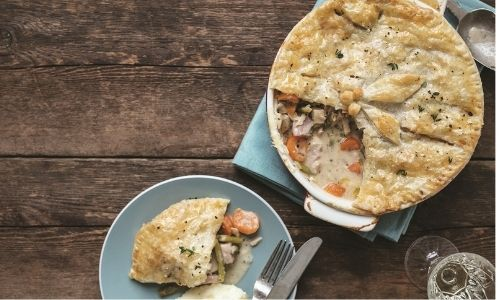 Christmas leftovers, shannon peare, easyfood