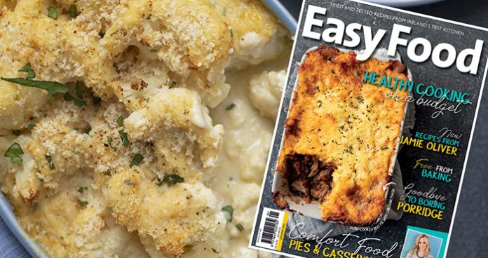 Issue 152 January 2021 Easy Food magazine