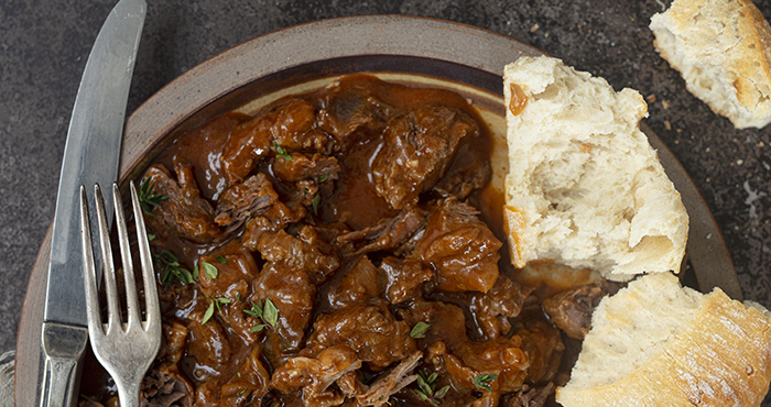 Issue 152 January 2021 Easy Food Flemish beef stew