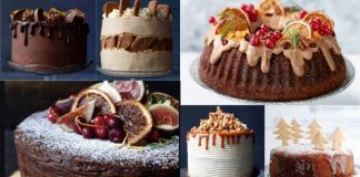 10 showstopper cakes for a magical Christmas dinner, easyfood