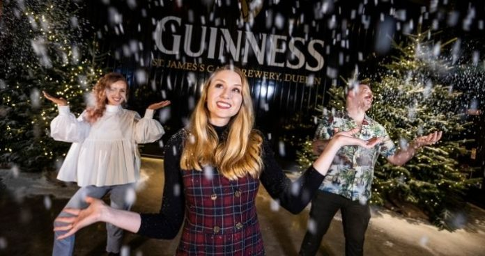 Guinness Storehouse launch its Winter Village in time for Christmas easyfood