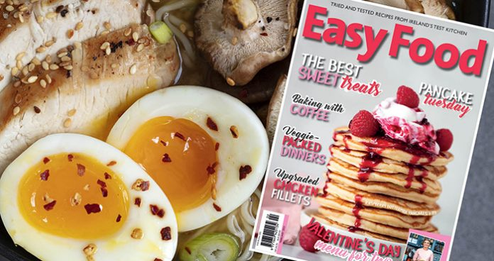 Easy Food magazine February 2021 issue 153