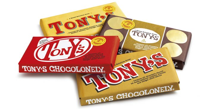 Tony's Chocolonely Sweet Solution bars Easy Food