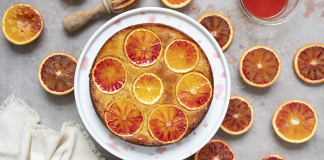 Blood_Orange torte