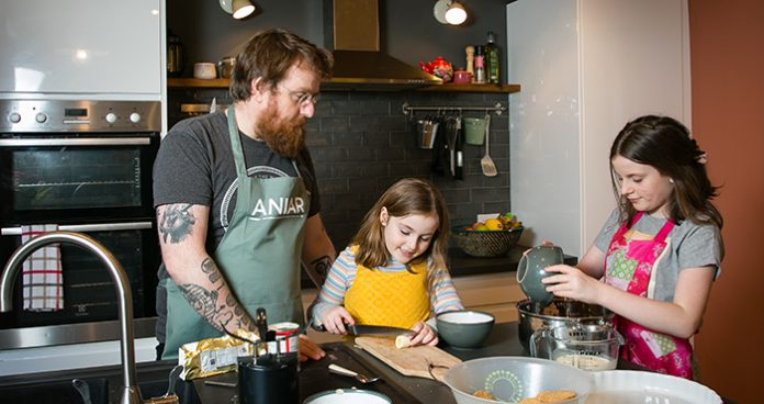 JP MchMahon kids cookery course Aniar Easy Food